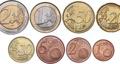 Euro Madeni Paralarda Kullanılan Alaşımlar