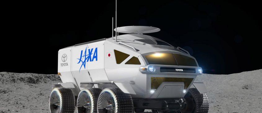 Toyota Uzayda !