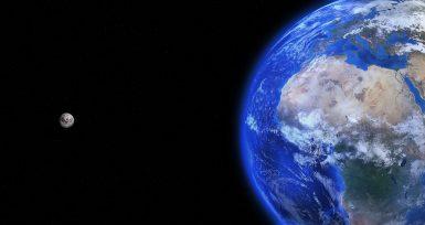 Dünya ve Ay İkiz Gezegenler Mi?