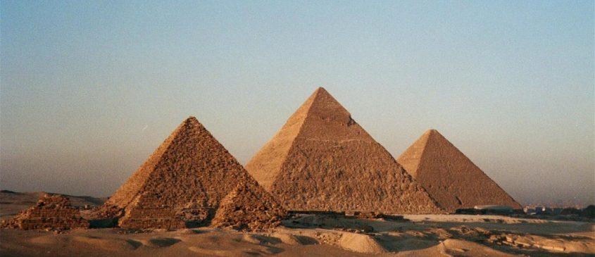 Gizemini Hala Koruyor: Antik Mısır Piramitleri